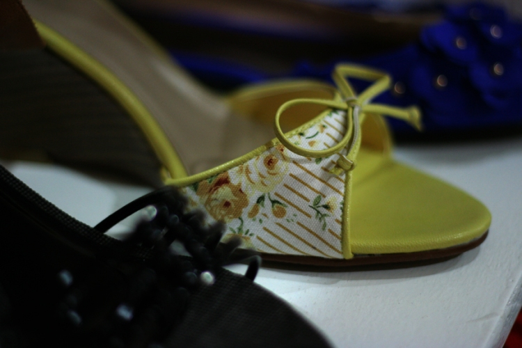 MORE WOMEN'S SHOES | Photo by Julius D. Mariveles